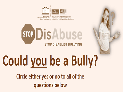 Could You Be A Bully Quiz
